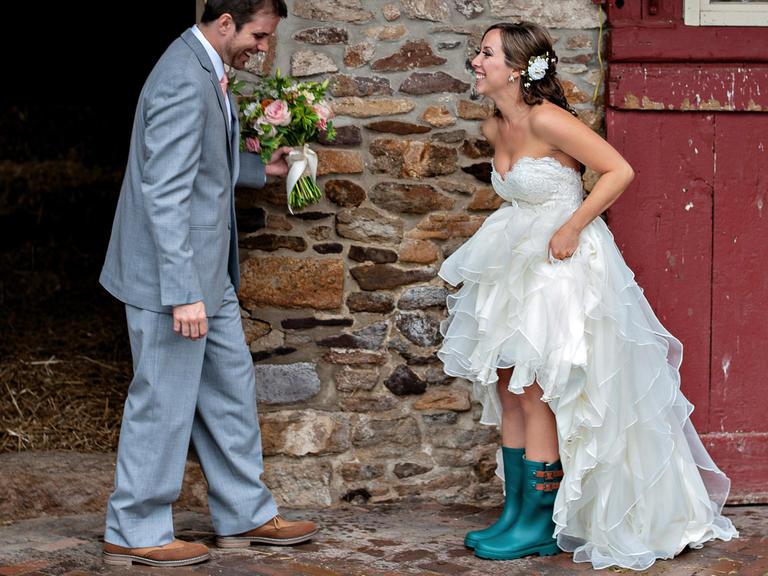 Венчање на отвореном